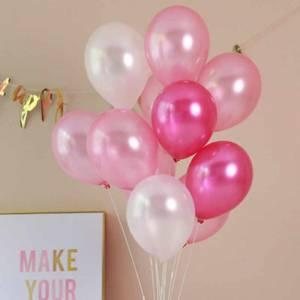 Воздушные шары нежные R7804
